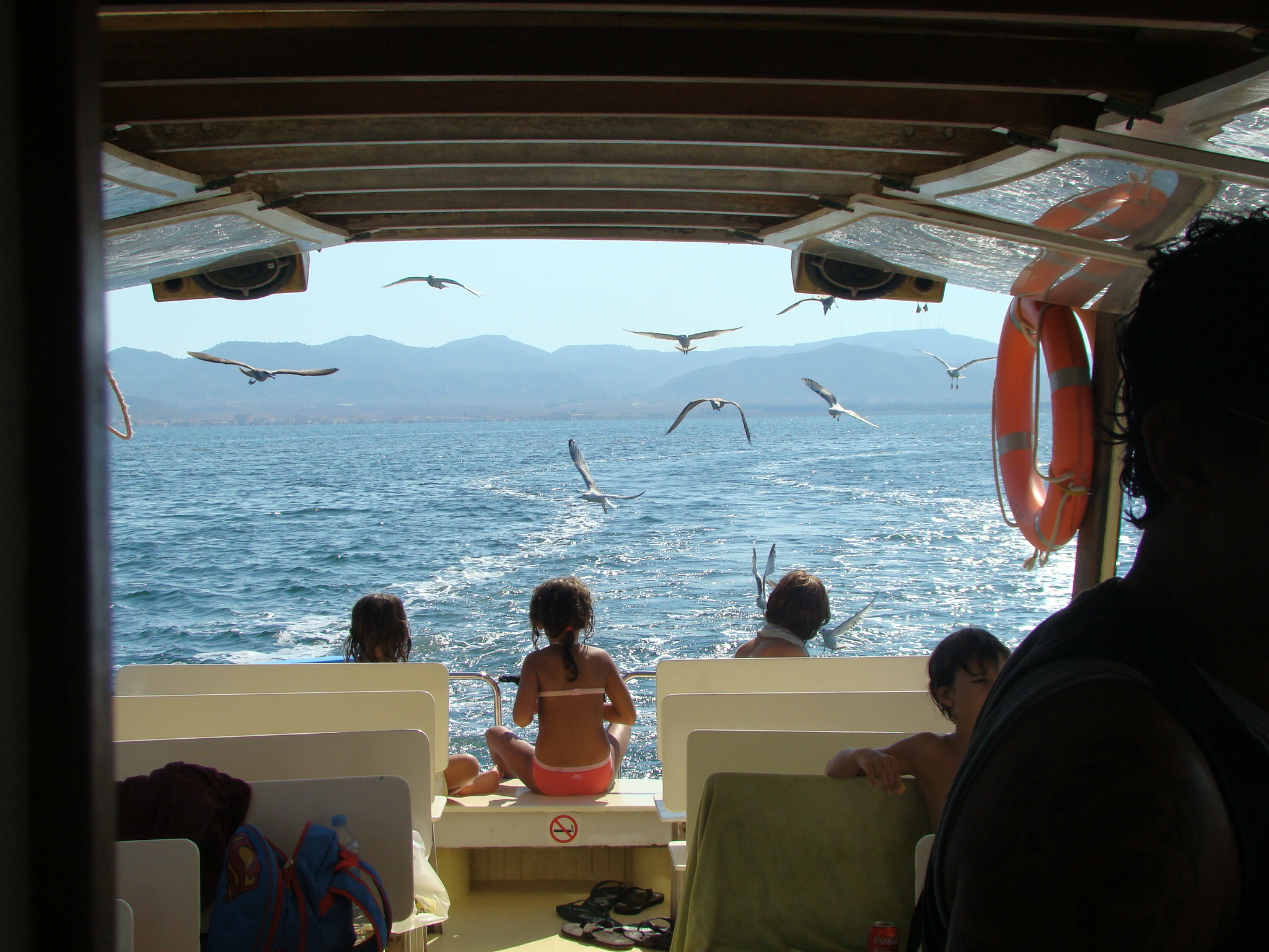 Swim chill out tour solaz lines excursiones mar timas for Patakha bano food mat